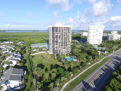 Fort Pierce Condo For Sale: 5047 A1a #604