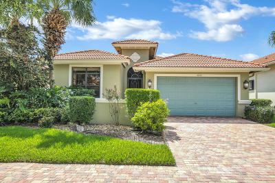 Boynton Beach Single Family Home For Sale: 6836 Adriano Drive