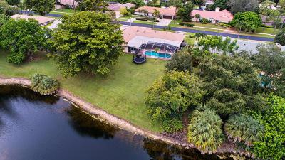 Boca Raton Single Family Home For Sale: 6836 Giralda Circle