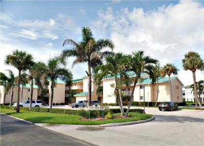 Fort Pierce Condo For Sale: 2400 S Ocean Drive #725
