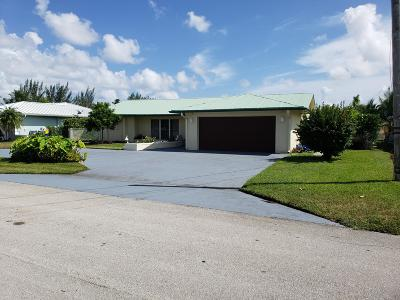 Lake Clarke Shores Single Family Home Contingent