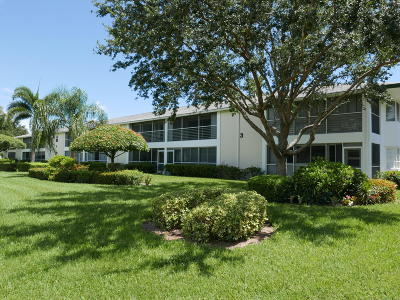 Tequesta Condo For Sale: 3 Garden Street #207 K