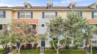 Delray Beach Townhouse For Sale: 23 NW 4th Avenue #23