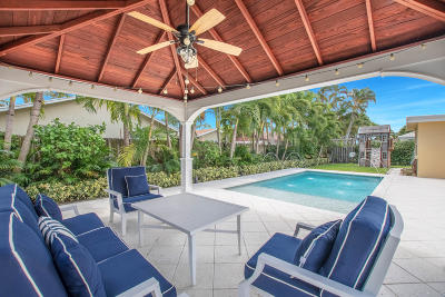 Delray Beach Single Family Home For Sale: 14 NW 24th Court