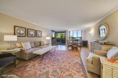 Highland Beach Condo For Sale: 3400 S Ocean Boulevard #3i