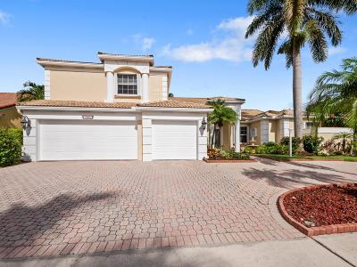 Palm Beach Gardens Single Family Home For Sale: 10221 Allamanda Boulevard