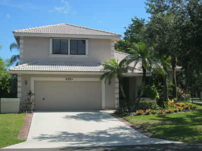 Coconut Creek Single Family Home For Sale: 4550 NW 52nd Street