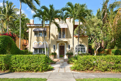 West Palm Beach Single Family Home For Sale: 429 30th Street