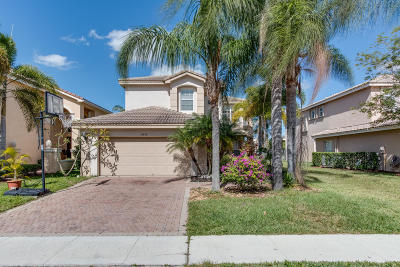 Boynton Beach Single Family Home For Sale: 8836 Sandy Crest Lane