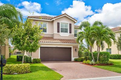 Boynton Beach Single Family Home For Sale: 10563 Cape Delabra Court