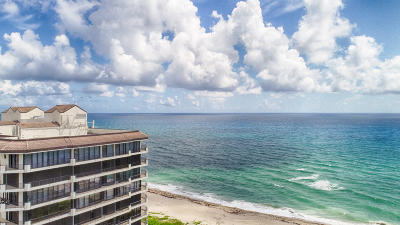 Juno Beach Condo For Sale: 800 Ocean Drive #305