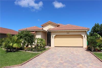 Vero Beach Single Family Home For Sale: 5526 53rd Avenue