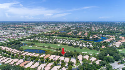 Delray Beach Single Family Home Contingent: 16148 Via Monteverde