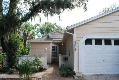 Vero Beach Single Family Home Contingent: 1958 Sixty Oaks Lane