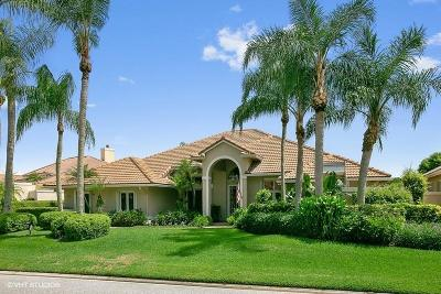 Palm Beach Gardens Single Family Home Contingent: 63 Cayman Place