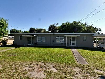 Fort Pierce Multi Family Home For Sale: 1411 Havana Avenue