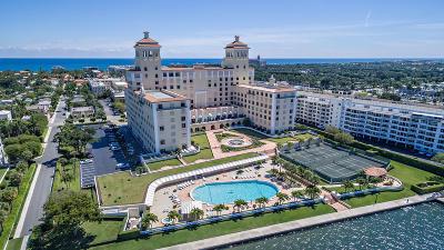 Palm Beach Condo For Sale: 150 Bradley Place #103