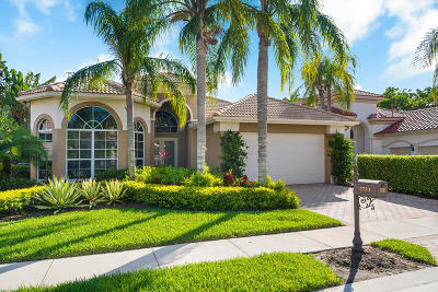 West Palm Beach Single Family Home For Sale: 7733 Sandhill Court