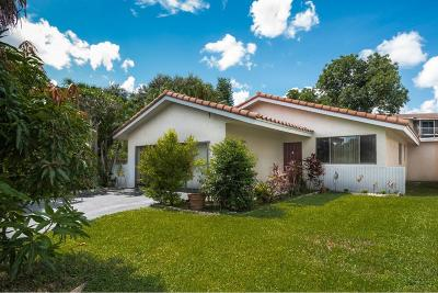 Coral Springs Single Family Home For Sale: 11680 NW 23rd Street