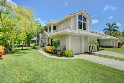Boca Raton Condo For Sale: 17636 Ashbourne Way #B