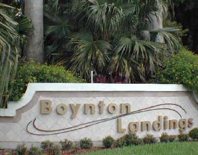 Boynton Beach Rental Contingent: 2319 Congress Avenue #16