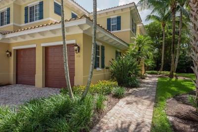 Palm Beach Gardens Condo For Sale: 106 Chambord Terrace