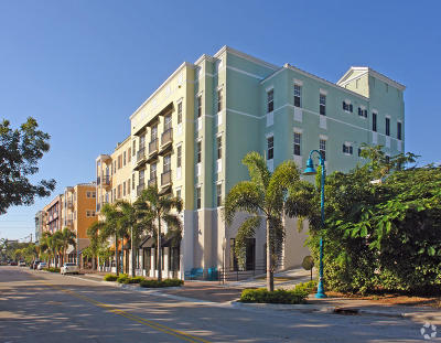 Delray Beach Commercial For Sale: 200 NE 2nd Avenue #101