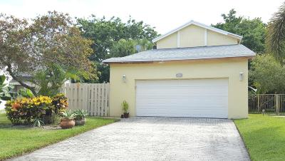 Delray Beach Single Family Home For Sale: 2055 NW 9th Street
