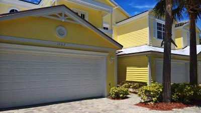 Fort Pierce Townhouse For Sale: 1603 Mariner Bay Boulevard #1603
