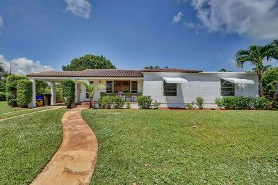 West Palm Beach Single Family Home For Sale: 245 Ellamar Road