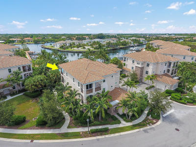 North Palm Beach Condo For Sale: 13523 Treasure Cove Circle