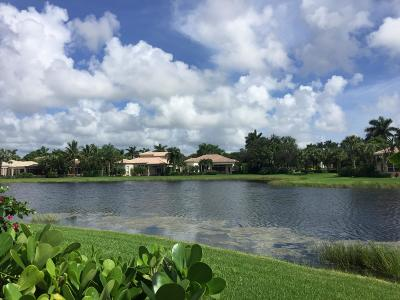Palm Beach Gardens Single Family Home For Sale: 218 Via Emilia