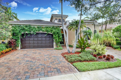 Boca Raton Single Family Home For Sale: 17784 Villa Club Way