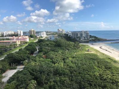 Cloister Beach Towers, Cloister Beach Towers Condo, Cloister Del Mar Condo Condo For Sale: 1180 S Ocean Boulevard #15-E