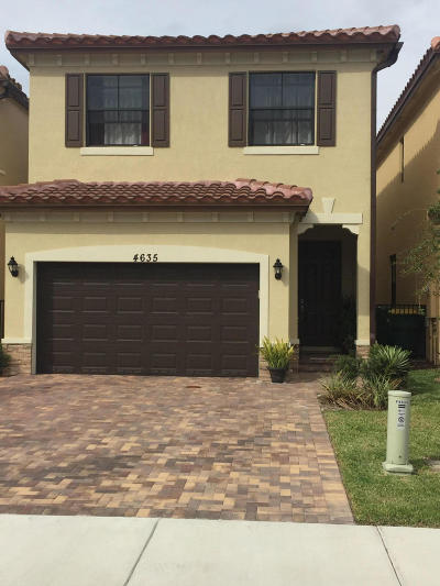Tamarac Single Family Home For Sale: 4635 NW 59 Street