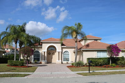 West Palm Beach Single Family Home For Sale: 3710 Victoria Rd. Road