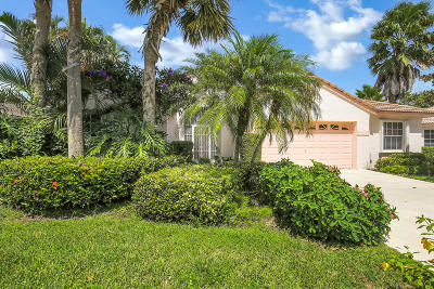 Greenacres Single Family Home For Sale: 148 Egret Circle