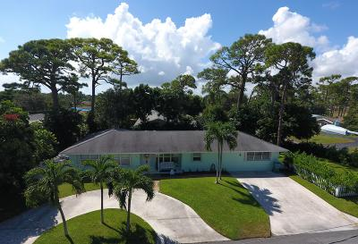 Boynton Beach Single Family Home For Sale: 722 SW 25th Place