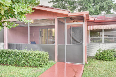 Delray Beach Single Family Home For Sale: 14204 Campanelli Drive