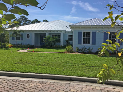 Stuart Single Family Home Contingent: 274 SW Cocoloba Way