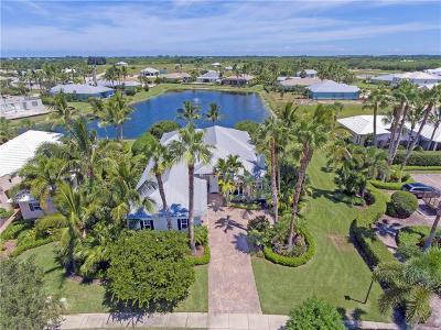 Vero Beach Single Family Home Contingent: 6520 Caicos Court
