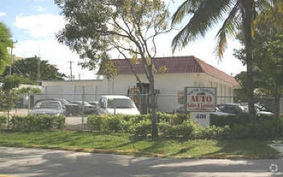 Delray Beach Commercial For Sale: 401 SE 5th Avenue