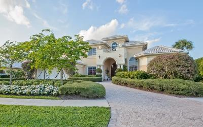 Boca Raton Single Family Home For Sale: 4845 Tallowwood Lane