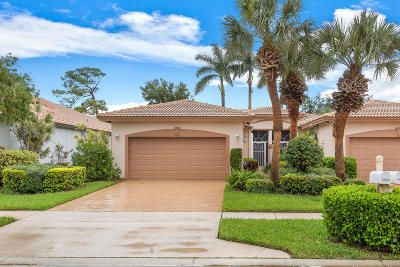 Boynton Beach Single Family Home For Sale: 10660 Royal Caribbean Circle