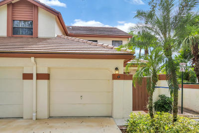 Wellington Townhouse For Sale: 12724 Shoreline Drive #F