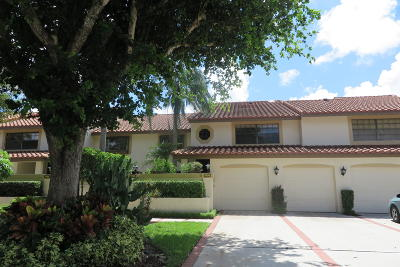 Boca Raton Condo For Sale: 7750 La Mirada Drive