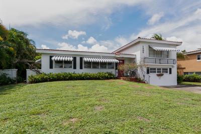 Boca Raton Single Family Home For Sale: 1505 NE 5th Avenue