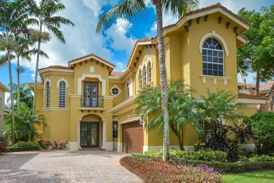 Delray Beach Single Family Home For Sale: 8114 Valhalla Drive