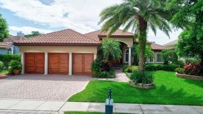 Boca Raton Single Family Home For Sale: 6552 NW 32nd Way