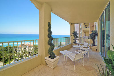 Highland Beach Condo For Sale: 3740 S Ocean Boulevard #1104